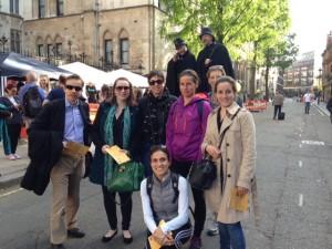 PAS team at the Legal Walk